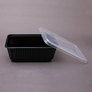 Gastron műanyag leveses, főételes, elviteles csomagolás