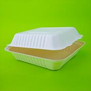 Gastron lebomló csomagolónyag elviteles és helyszíni fogyasztáshoz